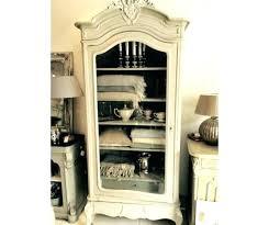 armoires glass door armoire glass door best elegant glass door design antique with glass doors