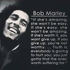 Bob Marley Love Quotes Amazing Pin By GLOSSEX On Quotes In 48 Pinterest Bob Marley Quotes