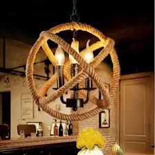 Nordic Retro pendant Lights <b>Vintage industrial lighting Loft</b> Antique ...