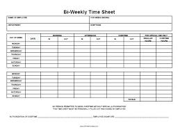 Biweekly Time Sheet Calculator Best 48 Week Timesheet Template Majeste
