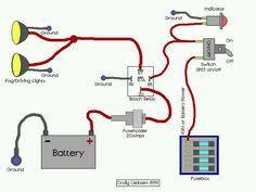 4 pin relay wiring diagram diagram pinterest 4 Prong Relay Wiring Diagram wiring diagram for off road lights 4 pin relay wiring diagram