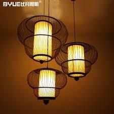 Japanese Lantern Pendant Light New Arrival Chinese Style Handmade Lamp Japanese Style