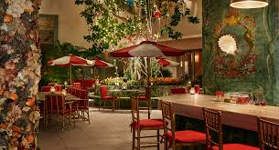 Living Room Bar Miami Faena Hotel Bar Restaurant That You Should Visit While In Miami
