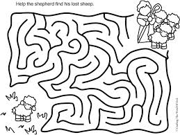 The Lost Sheep Coloring Pages Unique The Lost Sheep Activity Ideas