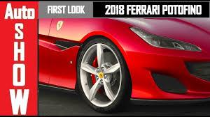 2018 ferrari colors. modren ferrari 2018 ferrari portofino v8 600 hp  first look auto show inside ferrari colors