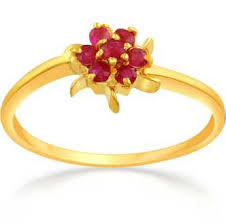 Tanishq Ring Size Chart Gold Rings Buy Gold Rings For Women Girl Online At Best