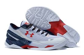 under armour basketball shoes stephen curry white. men\u0027s under armour ua stephen curry two low basketball shoes white navy red h