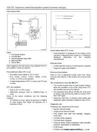 isuzu 4hk1 6hk1 industrial diesel engine for jcb workshop manual enlarge