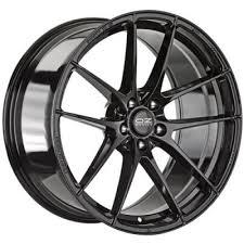 Buy Oz Racing I Tech Leggera Hlt Alloy Wheels In Gloss Black