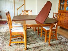 Dining Room Table Cover Pads Exterior