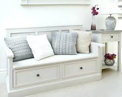 Small Storage Bench Canada White Bedroom With Design Furniture