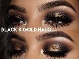 new years makeup tutorial huda beauty rose gold palette you