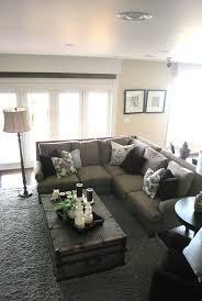 sectional sofa love the coffee table