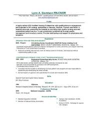 Er Nurse Cover Letter. Resume Cover Letter For Lpn Job Nurse