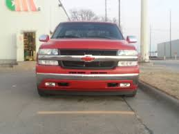 Differences between 99-02 1500 and 2500HD grille/bumper ...