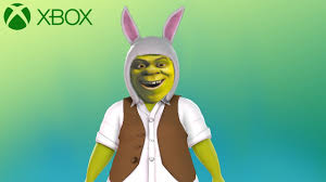 Happy Easter Xbox Attempting To Make Shrek As Xbox Avatar Happy Easter