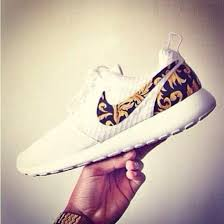 nike shoes white and gold. shoes nike sneakers black gold white nikes and blue roshe run class w