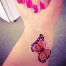 25 Zajímavých Nápadů Pro Motýl Tetování