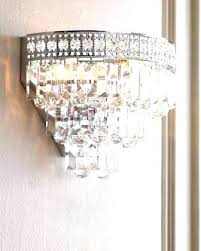 wall mount crystal chandeliers sconces crystal chandelier wall sconces incredible bathroom sconce modern wall chandelier sconces light wall lights