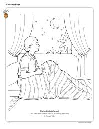 Small Picture Coloring Page Liahona June 2010 liahona