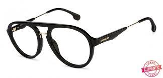 size 53 black golden 2m2 uni eyegles