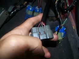 igitor chip problem nissan forum nissan forums but on the 6 prong plug i was supposed to run red blue on e1 red white on e2 red on e3 and red green on e4 but the colors provided on my harness is