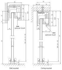 innovative standard sliding glass door standard sliding glass door dimensions page