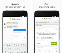 Job Search By Ziprecruiter Apk Download Latest Version 5.2.10- Com ...