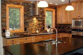 Rustic Kitchen Remodel Set