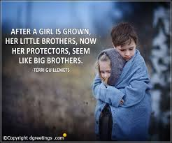 Brotherly Love Quotes Gorgeous Quotes For Brother Best Quotes For Brother Saying Dgreetings