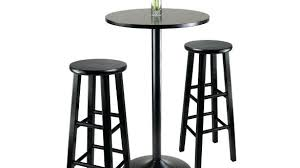 round pub table and chairs com winsome obsidian pub table set kitchen dining stylish round