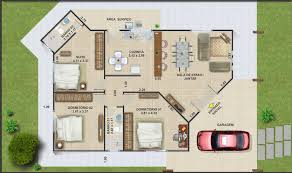 Planos De Cabañas De Campo Pequeñas  Construye HogarDiseo De Casas Pequeas