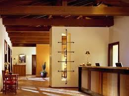 Elegant and Sophisticated Front Desk Interior Design of Estancia La Jolla  Hotel and Spa, San
