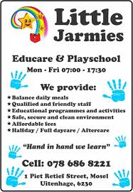 uitenhage localad little jarmies feb 2016