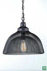 patriot lighting mini pendant patriot pendant with black finish and dual wire cage shade patriot lighting