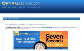 optimal resumes rosseducation optimalresume com website optimal resume