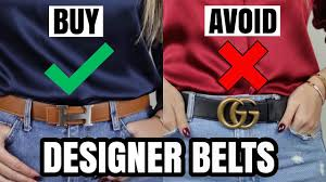 Best Designer Belts Buy These Avoid These Super Helpful Ft Gucci Hermes Lv Lilysilk