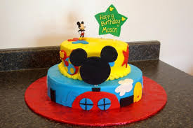 mickey mouse cake ideas 2018