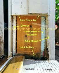 repair rotted door frame repair door jamb door jamb repair door frame repair rotted jamb cut out door jamb repair repair door jamb repair rotten wooden door