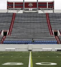 Seating Chart For War Memorial Stadium In Little Rock Study Finds 17 Million Needed To Update Little Rocks Aging
