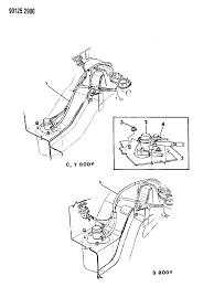 Serpentine Belt Diagram For 2003 Chrysler Town And Country
