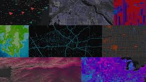 Esri Vector Basemaps: Updated Data and <b>New Creative Style</b>