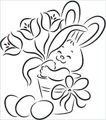Easter Coloring Pages For Kids Printable Coloring Pages Religious