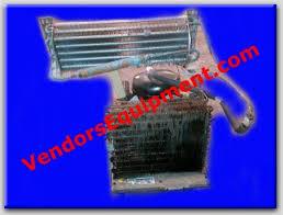 Vendo Parts Vending Machine Magnificent Compressor Decks