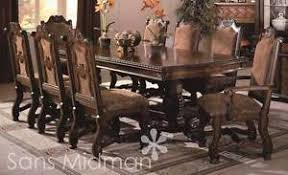 dining table 10 chairs. image is loading new-furniture-large-formal-11-piece-renae-dining- dining table 10 chairs