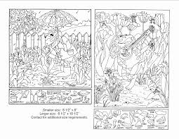 Small Picture Emejing Hidden Pictures Coloring Sheets Images New Printable