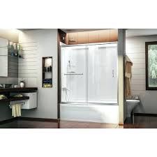 sliding bathtub door infinity z tub door and kit review to inch sliding bathtub franklin brass