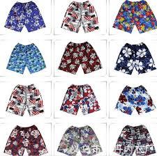 Mens Patterned Shorts