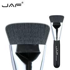 jaf makeup tool makeup brush synthetic hair flat kabuki brush foundation face blending brushes contouring highlighter