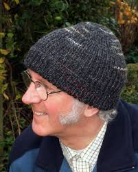 Mens Beanie Knitting Pattern Stunning Man Hat Pattern By Haven Ashley Best Free Knitting Patterns